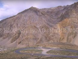 Khardung La – The Highest Road In The World