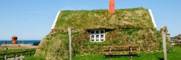 Lindarbakki – Una de las casas de césped de Islandia